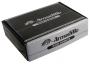 Ручка раздельная TRINITY SQ005-21SN/CP-3 (матовый никель/хром)