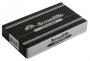 Защелка врезная LH 720-50 AB-7 Бронза BOX на 70мм /прям/