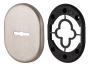 Декоративная накладка на сувальдный замок PS-DEC (ATC Protector 1) SN-3 Матовый никель