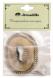 Декоративная накладка на цилиндр ET-DEC CL (ATC Protector 1) OB-13 Античная бронза