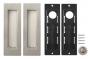 Ручка для раздвижных дверей SH010 URB SN-3 Матовый никель