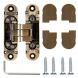 Петля скрытой установки Armadillo 9540UN3D с 3D-регулировкой AB (бронза)