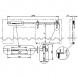 Открытая система  для раздвижных дверей SUPERVISION/100 (HX-23 With Soft Close)